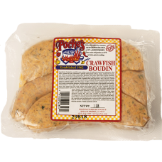 Poche's Crawfish Boudin