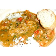 Poche's Crawfish Etouffee